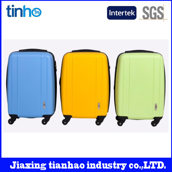 High quality soft rolling travel trolley pilot bag