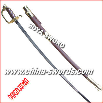 Knife Ceremonial sabre Ceremonial swords Metal swords 107A