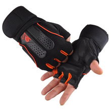 Sports Gym Gloves Half Finger Breathable Weightlifting Fitness Gloves Dumbbell Men Women <strong>Weight</strong> lifting Gym Gloves Size M/L/XL