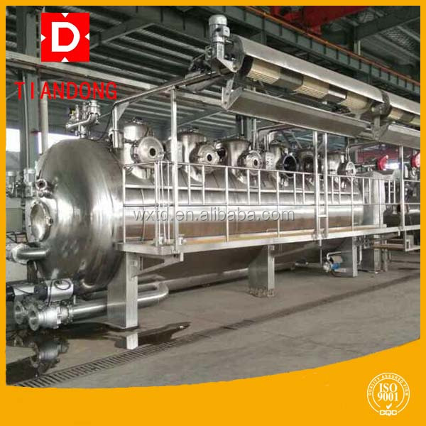 Hot factory sale with engineers overseas service morrison rope dyeing machine textile dyeing machine