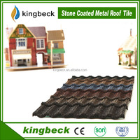Antique color sand metal roof tiles/cheap price corrugated roof sheet
