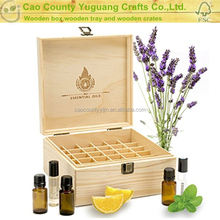 36 bottles essential oil storage box with 36 slots