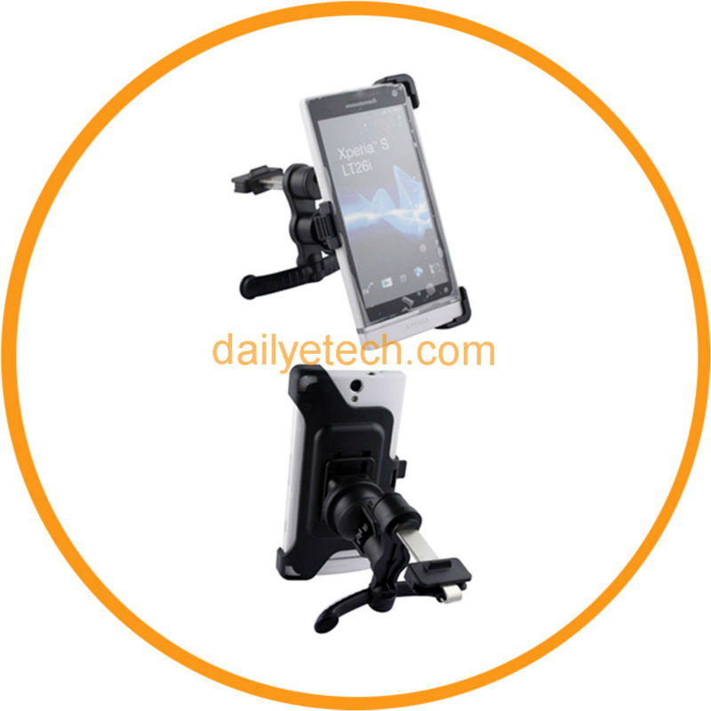 For Sony Xperia LT26i Car Air Vent Mount Stand Holder from dailyetech