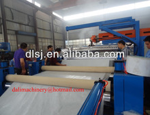 nownven/woven/geotextile plastic compounding machine