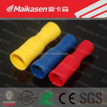 female spade connectors bullet proof plastic