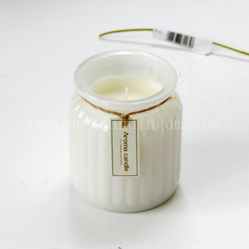 Hot Sale Air Freshener Aromatherapy Candle In Glass Cup For Decorative
