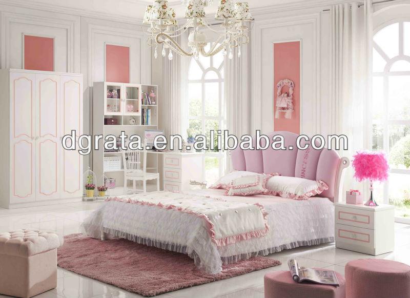 2013 camera da letto mobili, rosa mobili per bambini era fatta da ...