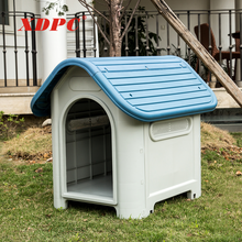 XDPC Brand compititive price beautiful garden dog house carrier cage plastic pet house