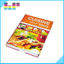 best customed cooking book recipes books printing supplier from China