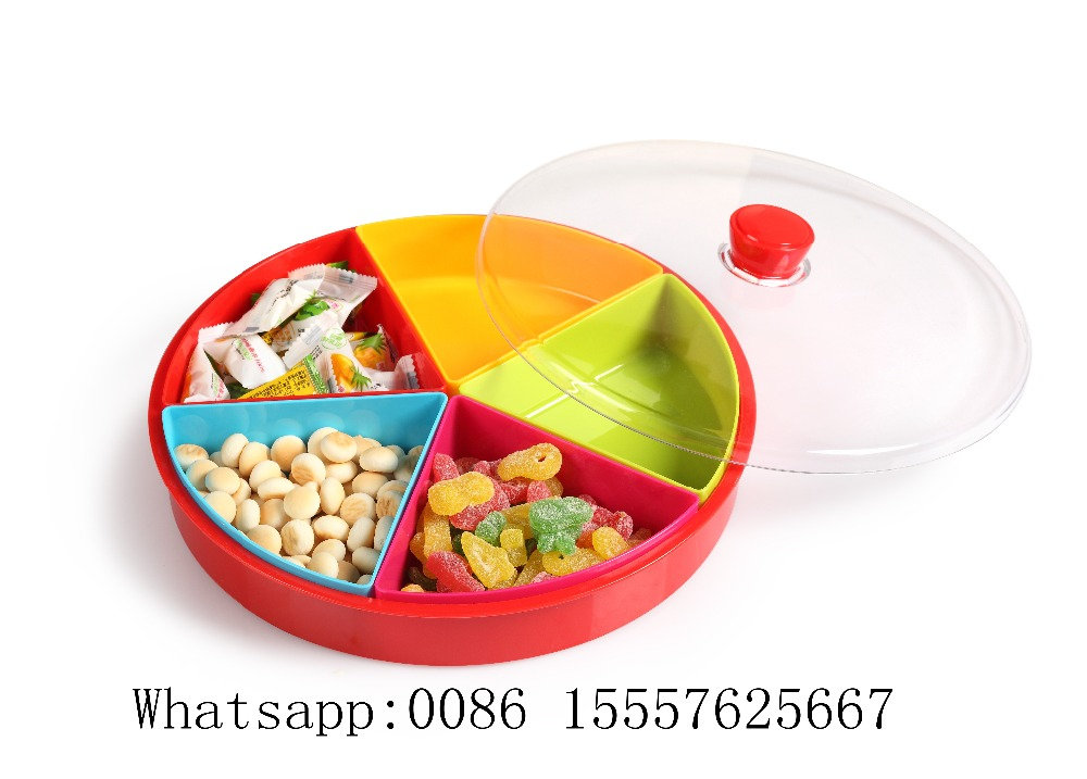 Plastic Snack candy storage box