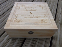 Custom burned engraved logo compartment wooden box for jewelry,tea,makeup