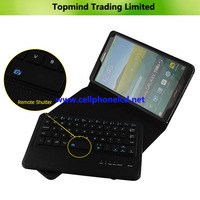 Tablet PC 8.4 inches Remote Shutter Bluetooth Keyboard Case for Samsung Galaxy Tab.S
