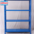 Structure Collapsible Butterfly Hole Light Duty Metal Storage Racks for Vegetable Cans