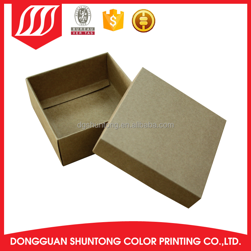 waterproof folding Cardboard paper packaging box