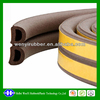 factory supply adhesive backed rubber strips