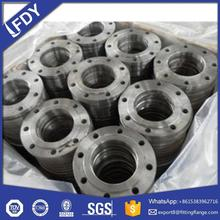 astm a105 carbon seamless large bore steel pipe flange