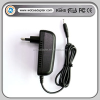9V 10V 11V power adapter with input voltage 100~240v ac 50/60hz