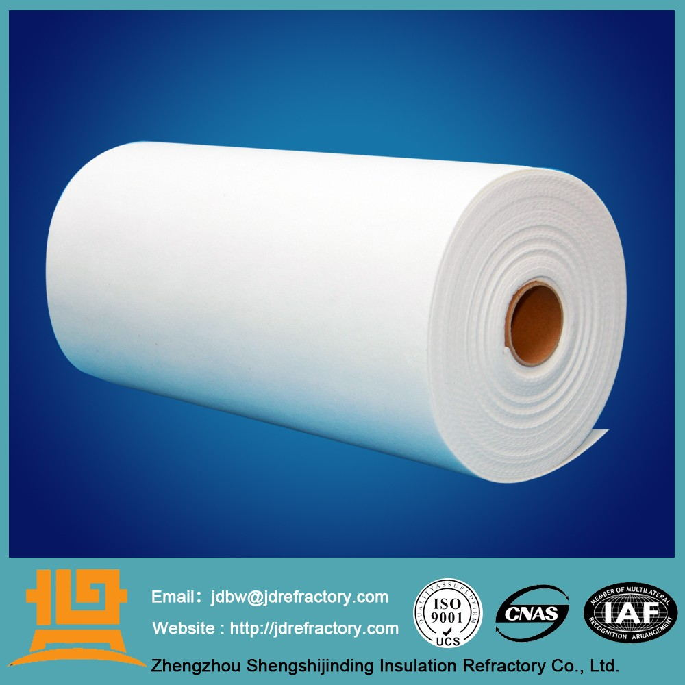 insulation paper for motor winding Best quality gas fireplace ceramic fiber paper