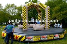 2012 HOT amazing inflatbale demoliton zone
