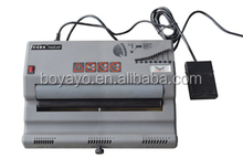Bo Ya Desktop Electric Single Spiral Wire Ring Binder Binding Machine