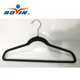standing black velvet coat hangers wholesale