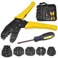 Wholesale China Tools Portable Hand Crimping Tool Combination Plumbing Tool Set