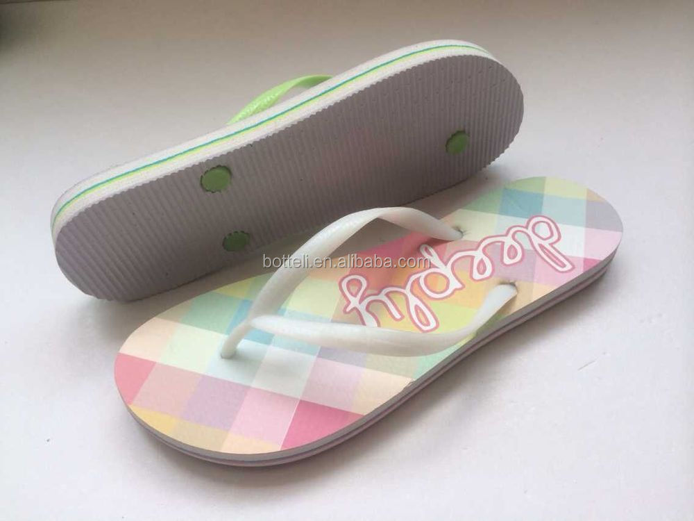 womens rubber cheap wholesale beach slippers