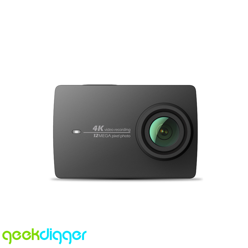 2016 Newest International Version In Stock Xiaomi Xiaoyi yi 4K Action Camera Xiaomi Yi 2