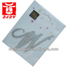 Hot sale Crystal Sticker Tattoo (ZY1-046)