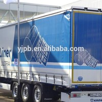 PVC Tarapaulin Truck Auto Covers