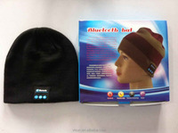 new promotion gift winter wireless headphone beanie bluetooth hat