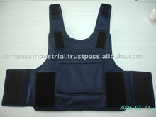 Bulletproof and Knife Resistant Vest