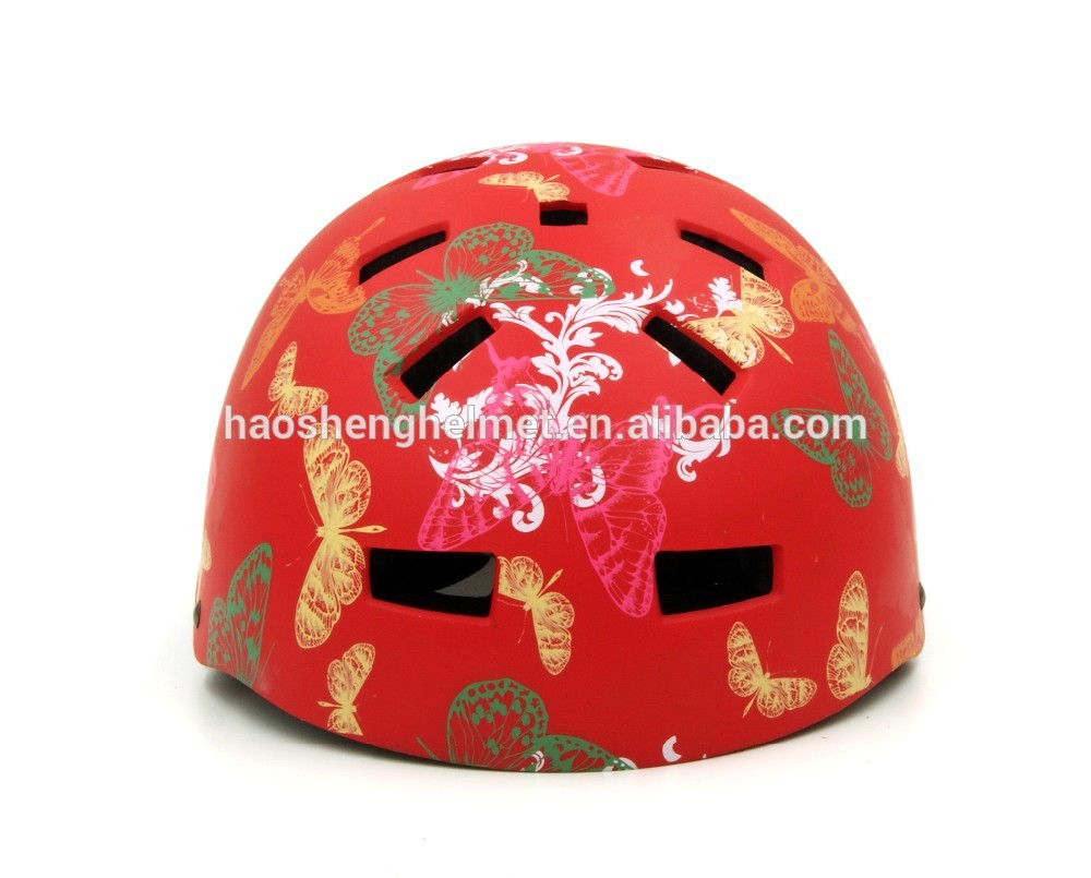 Good price fashionable skate helmet with high quality