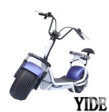 High Quality citycoco YIDE electric scooter eec Motorcycle Scrooser citycoco eec with CE EMC