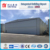 Large span long service life industrial shed fabrication workshop layout steel hangar for Niger