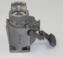 Oil Tanker Aluminum French Discharge Valve Perolo Valve Loading and Unloading Valve