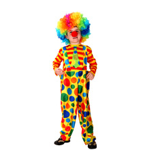 Halloween Mask Dance Clown Dress Up COS Clown With Hat Wholesale