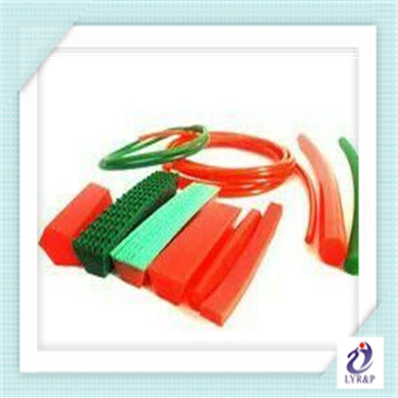 extruded pu rubber round sealing belts or strips