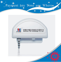 Mini Mobile Card Reader for credit card, gift card, loyalty cards...