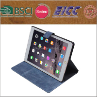 Stylish Leather Case For iPad Air/ Air 2 Book Leather Case