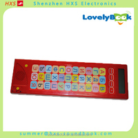 High Quality Push Button Kids Music Learning Machine Manufacturer