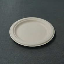 Eco-friendly white square wholesale dinner plates