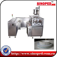 Suppository Filling and Sealing Machine