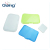 Colorful plastic cover flip top cap for wet tissue facial wipes