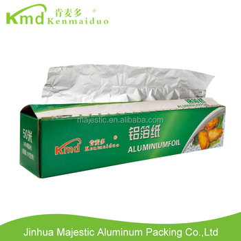 China Manufacturer aluminum foil laminated paper