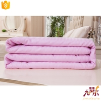 Three-pieces cotton brushed microfiber juvenile pure bedding sheets home bed bedding set