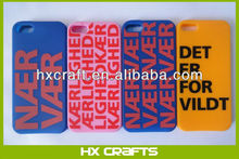Custom logo printing mobile phone cases,silicone phone case for Apple cell phone case