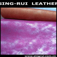 yangbuck synthetic leather materials for shoes