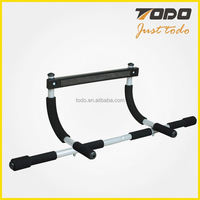 Best Selling Home Indoor Portable Crossfit Door Gym Training Fitness Iron Workout Gym Doorway Chin Pull Up Bar for Sales