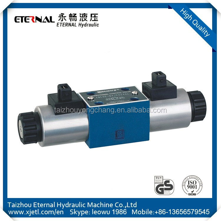 Yuken Rexroth valve HYDRAULIC direction valve